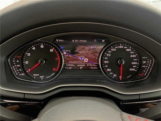 2018 Audi A4 2.0T Progressiv (Stk: 49013B) in Oakville - Image 16 of 21