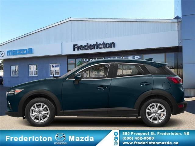 2019 Mazda CX-3 GS AWD (Stk: 19239) in Fredericton - Image 1 of 1