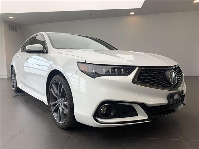2019 Acura TLX Base (Stk: B8883) in Oakville - Image 1 of 21