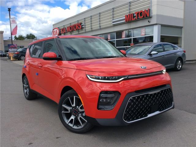 2020 Kia Soul EX Limited (Stk: 086821) in Milton - Image 1 of 21