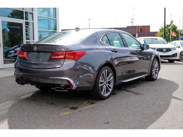 2020 Acura TLX Tech A-Spec w/Red Leather (Stk: 18854) in Ottawa - Image 8 of 28