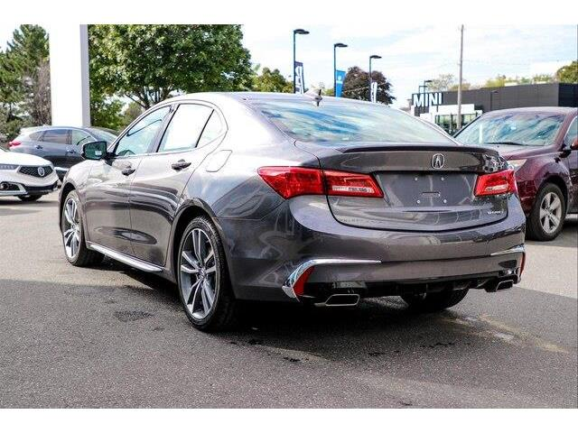 2020 Acura TLX Tech A-Spec w/Red Leather (Stk: 18854) in Ottawa - Image 9 of 28