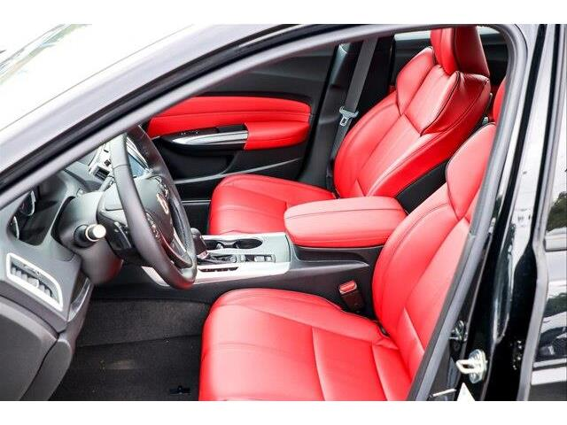 2020 Acura TLX Tech A-Spec w/Red Leather (Stk: 18854) in Ottawa - Image 11 of 28