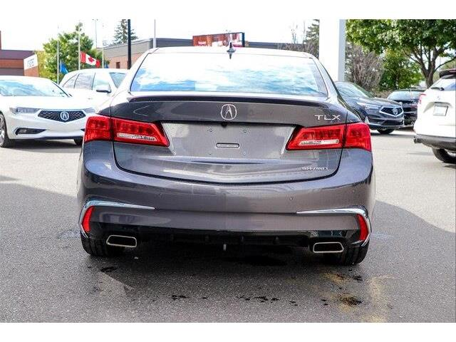 2020 Acura TLX Tech A-Spec w/Red Leather (Stk: 18854) in Ottawa - Image 20 of 28