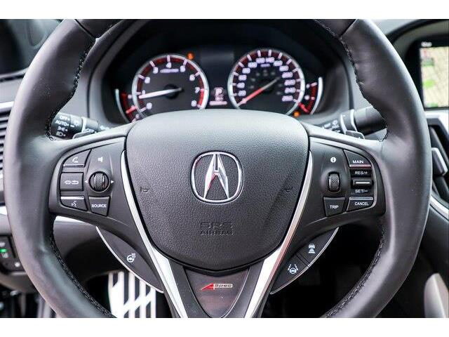 2020 Acura TLX Tech A-Spec w/Red Leather (Stk: 18854) in Ottawa - Image 24 of 28