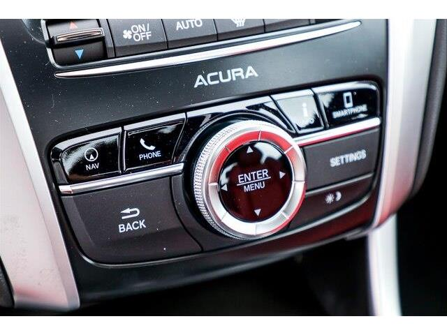2020 Acura TLX Tech A-Spec w/Red Leather (Stk: 18854) in Ottawa - Image 25 of 28