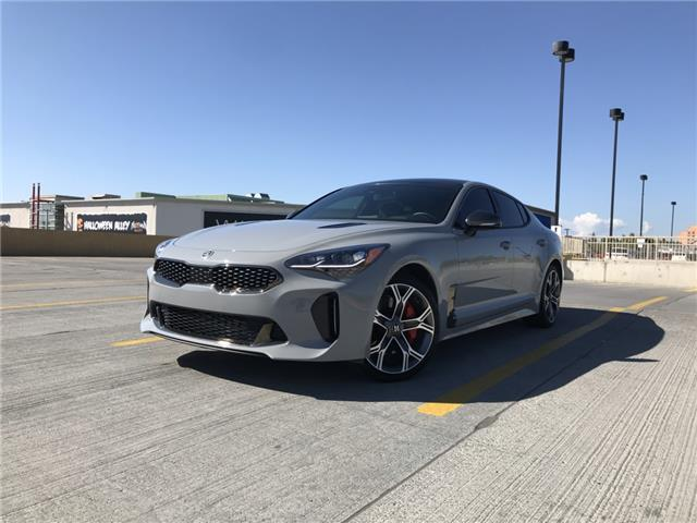 2019 Kia Stinger GT Limited (Stk: 9ST7287) in Calgary - Image 1 of 24