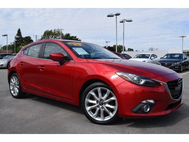 2016 Mazda Mazda3 Sport GT (Stk: A-2393) in Châteauguay - Image 1 of 30