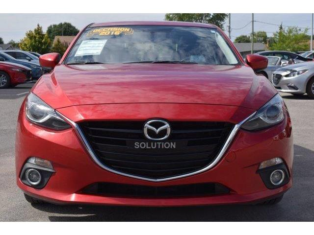 2016 Mazda Mazda3 Sport GT (Stk: A-2393) in Châteauguay - Image 11 of 30