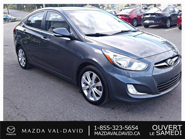 2012 Hyundai Accent  (Stk: 19425A) in Val-David - Image 3 of 18