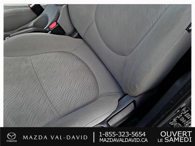 2012 Hyundai Accent  (Stk: 19425A) in Val-David - Image 12 of 18