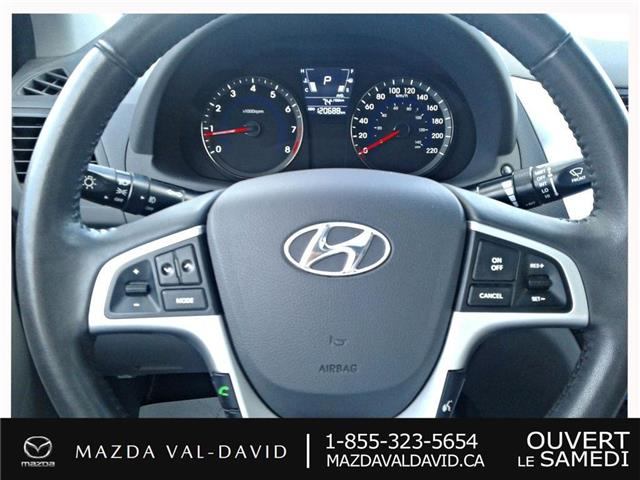 2012 Hyundai Accent  (Stk: 19425A) in Val-David - Image 15 of 18