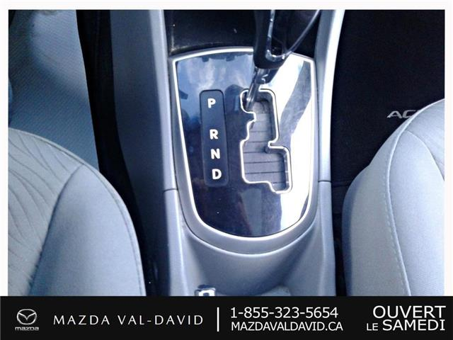 2012 Hyundai Accent  (Stk: 19425A) in Val-David - Image 18 of 18