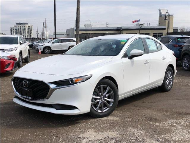 2019 Mazda Mazda3  (Stk: 19-252) in Woodbridge - Image 1 of 15
