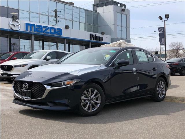 2019 Mazda Mazda3 GS (Stk: 19-251) in Woodbridge - Image 1 of 15