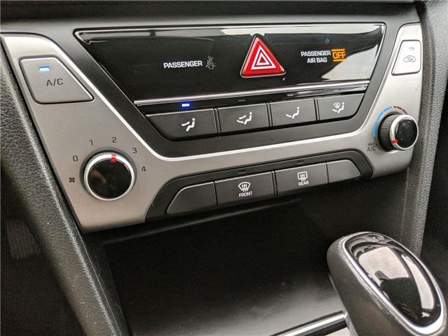 2017 Hyundai Elantra GL (Stk: H3968B) in Toronto - Image 23 of 28