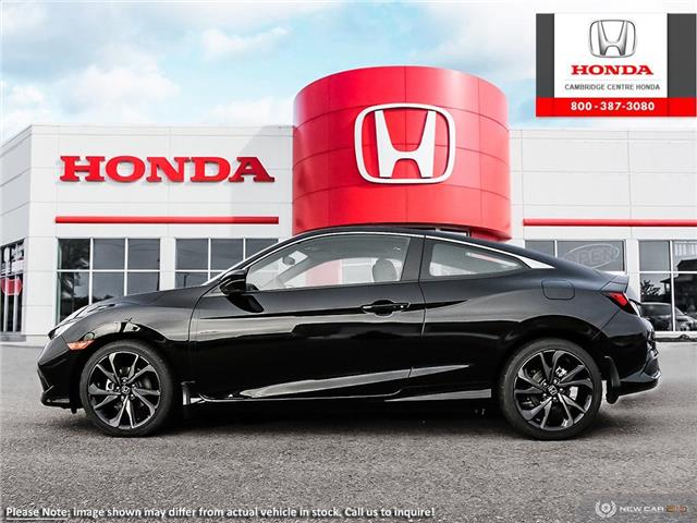 2019 Honda Civic Sport (Stk: 20267) in Cambridge - Image 3 of 24
