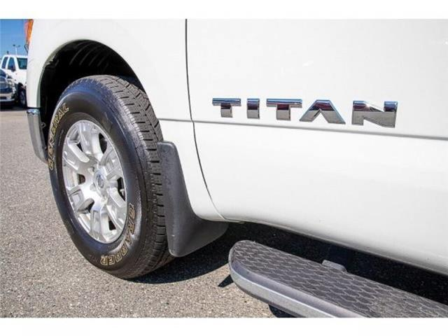 2017 Nissan Titan SV (Stk: K578692A) in Surrey - Image 9 of 23