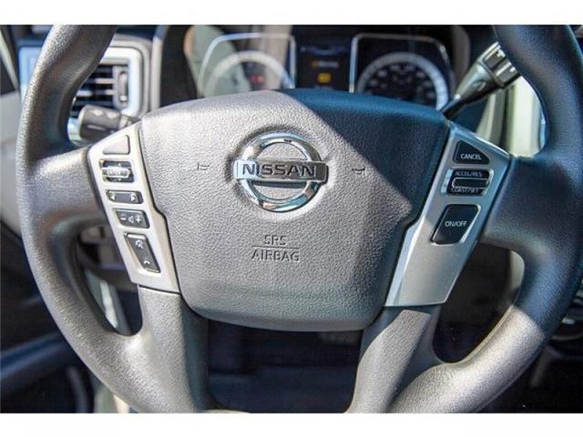 2017 Nissan Titan SV (Stk: K578692A) in Surrey - Image 18 of 23