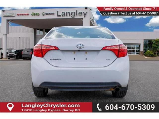 2017 Toyota Corolla LE (Stk: EE910140) in Surrey - Image 5 of 23