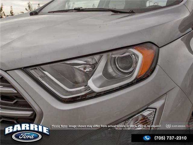 2019 Ford EcoSport SE (Stk: T1081) in Barrie - Image 10 of 27