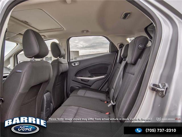 2019 Ford EcoSport SE (Stk: T1081) in Barrie - Image 26 of 27