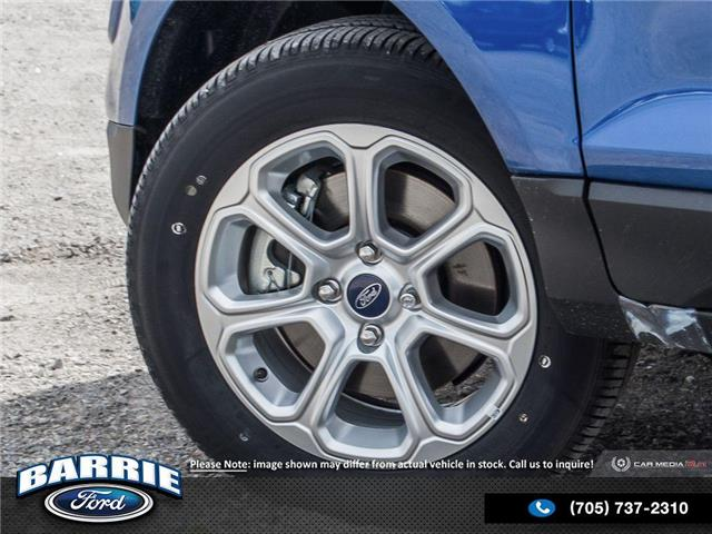 2019 Ford EcoSport SE (Stk: T1078) in Barrie - Image 6 of 27