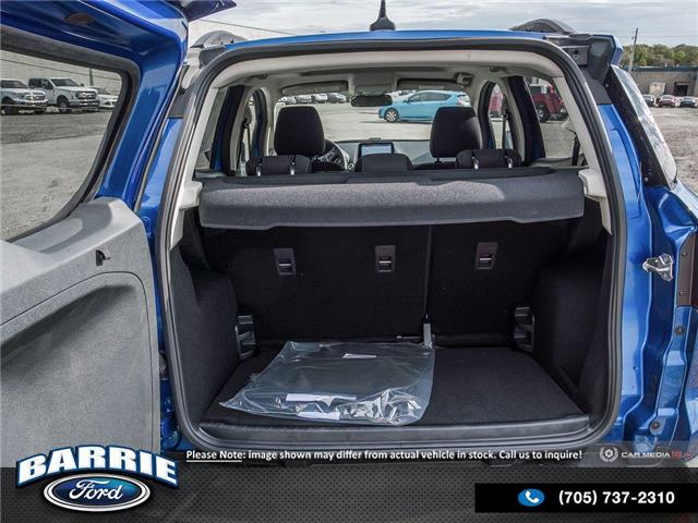 2019 Ford EcoSport SE (Stk: T1078) in Barrie - Image 11 of 27
