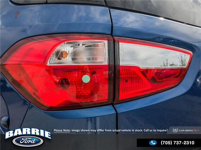 2019 Ford EcoSport SE (Stk: T1078) in Barrie - Image 12 of 27