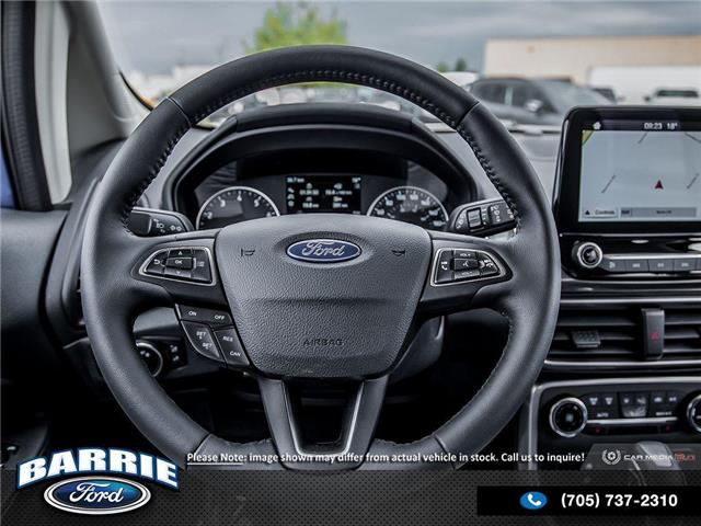 2019 Ford EcoSport SE (Stk: T1078) in Barrie - Image 14 of 27