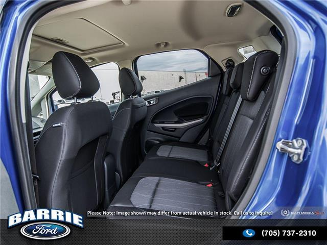 2019 Ford EcoSport SE (Stk: T1078) in Barrie - Image 25 of 27