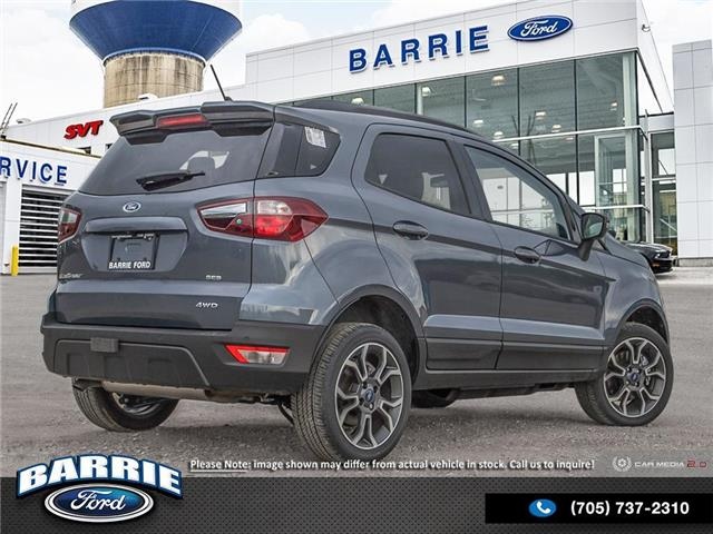 2019 Ford EcoSport SES (Stk: T0404) in Barrie - Image 4 of 26