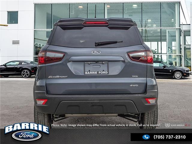 2019 Ford EcoSport SES (Stk: T0404) in Barrie - Image 5 of 26