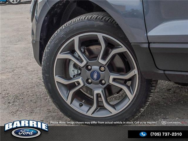 2019 Ford EcoSport SES (Stk: T0404) in Barrie - Image 6 of 26