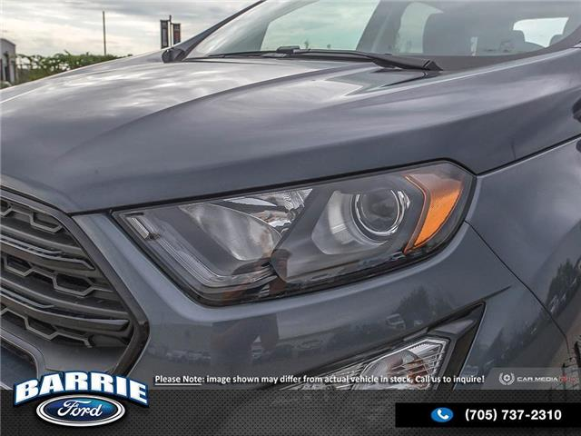 2019 Ford EcoSport SES (Stk: T0404) in Barrie - Image 10 of 26