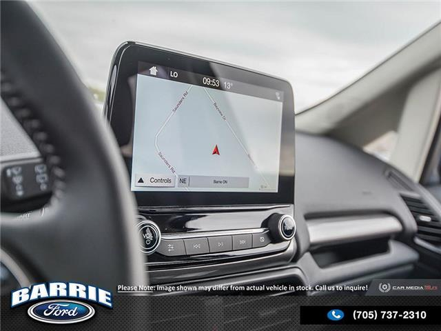 2019 Ford EcoSport SES (Stk: T0404) in Barrie - Image 20 of 26
