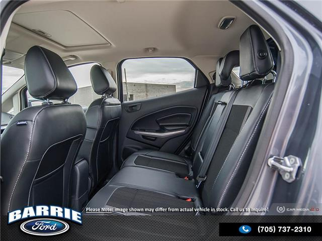 2019 Ford EcoSport SES (Stk: T0404) in Barrie - Image 25 of 26