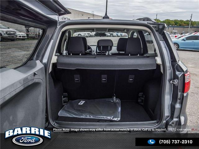 2019 Ford EcoSport SE (Stk: T0644) in Barrie - Image 11 of 27