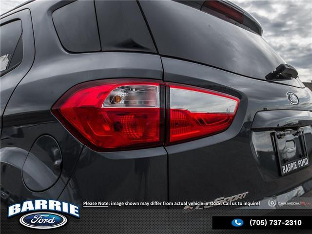 2019 Ford EcoSport SE (Stk: T0644) in Barrie - Image 12 of 27