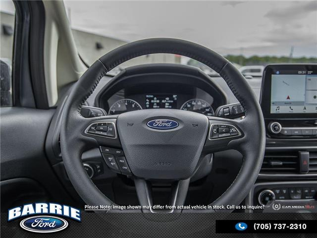 2019 Ford EcoSport SE (Stk: T0644) in Barrie - Image 14 of 27