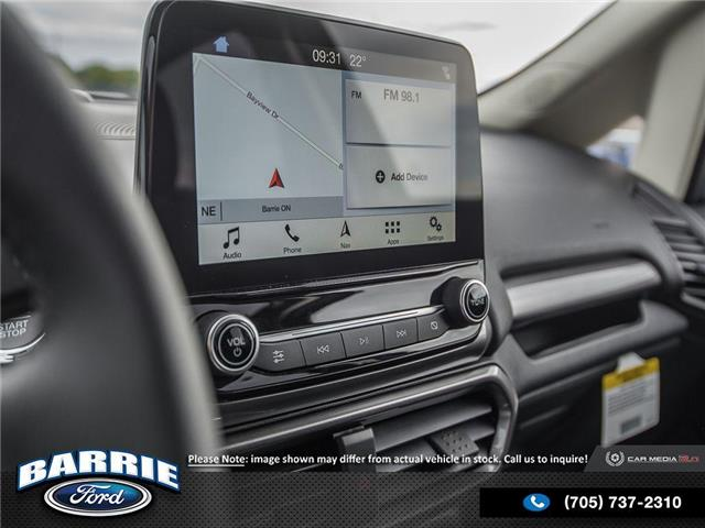 2019 Ford EcoSport SE (Stk: T0644) in Barrie - Image 20 of 27