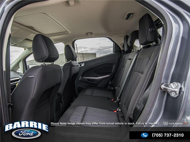 2019 Ford EcoSport SE (Stk: T0644) in Barrie - Image 25 of 27