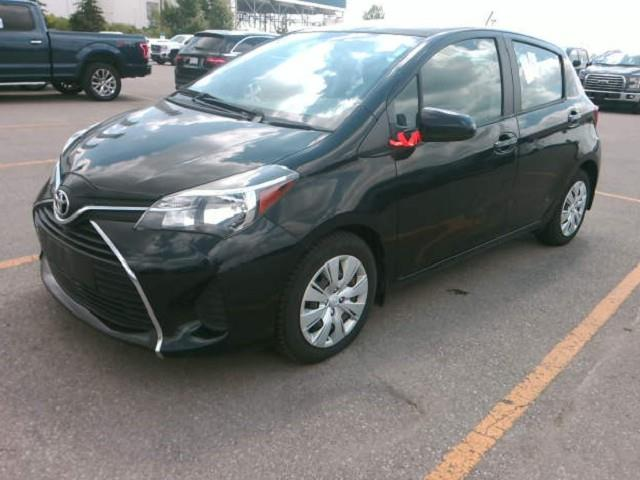 2015 Toyota Yaris  (Stk: P130) in Ancaster - Image 1 of 4