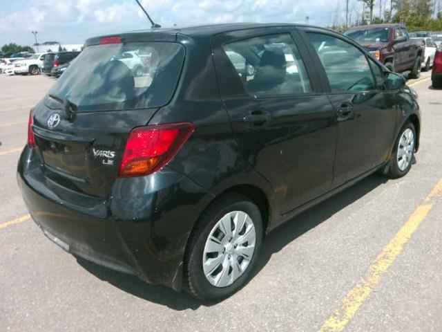 2015 Toyota Yaris  (Stk: P130) in Ancaster - Image 3 of 4