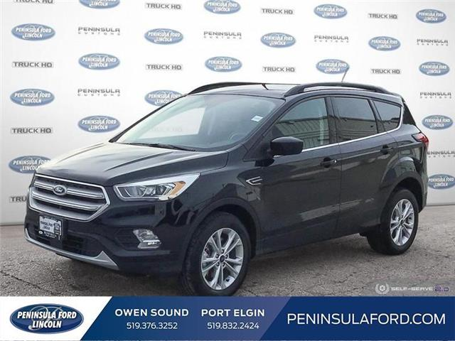 2019 Ford Escape SEL (Stk: 19ES89) in Owen Sound - Image 1 of 25