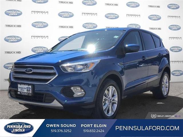2019 Ford Escape SE (Stk: 19ES108) in Owen Sound - Image 1 of 25