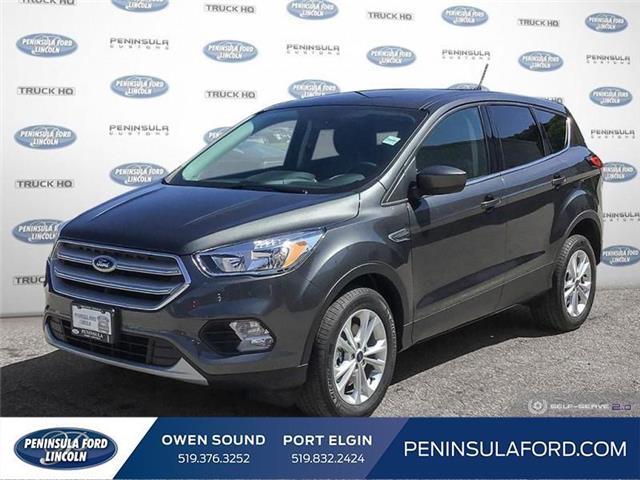2019 Ford Escape SE (Stk: 19ES121) in Owen Sound - Image 1 of 25