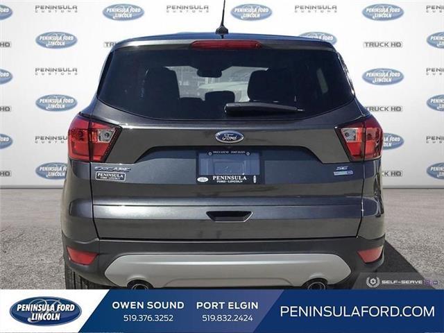 2019 Ford Escape SE (Stk: 19ES121) in Owen Sound - Image 5 of 25