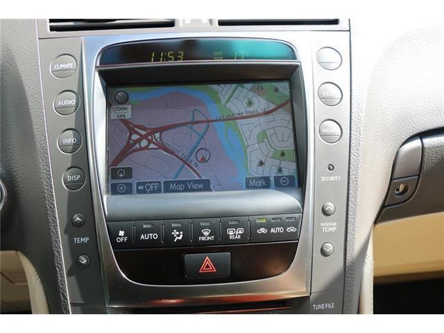 2008 Lexus GS 460 Base (Stk: 3965A) in Calgary - Image 13 of 15