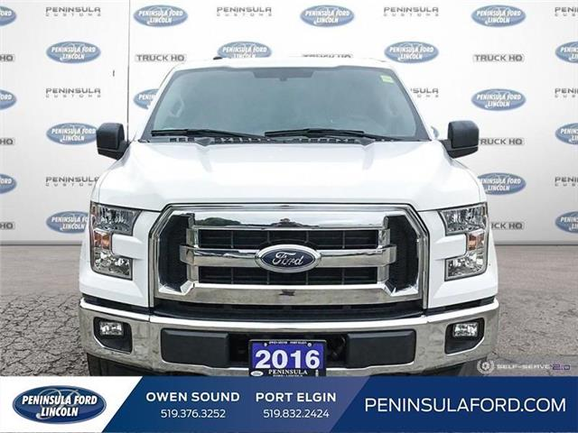 2016 Ford F-150 XLT (Stk: 19FE114E) in Owen Sound - Image 2 of 25